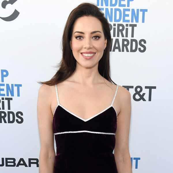 Aubrey Plaza, 2019 Film Independent Spirit Awards
